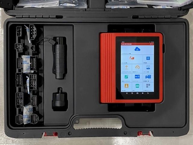 【正規輸入品】LAUNCH X-431 PRO ver4.0 - obd2 スキャンツール 自動車故障診断機 日本語表示 スキャナー 整備 テスター 修理_画像2