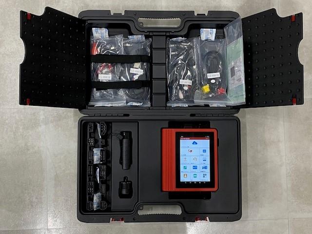 【正規輸入品】LAUNCH X-431 PRO ver4.0 - obd2 スキャンツール 自動車故障診断機 日本語表示 スキャナー 整備 テスター 修理_画像1