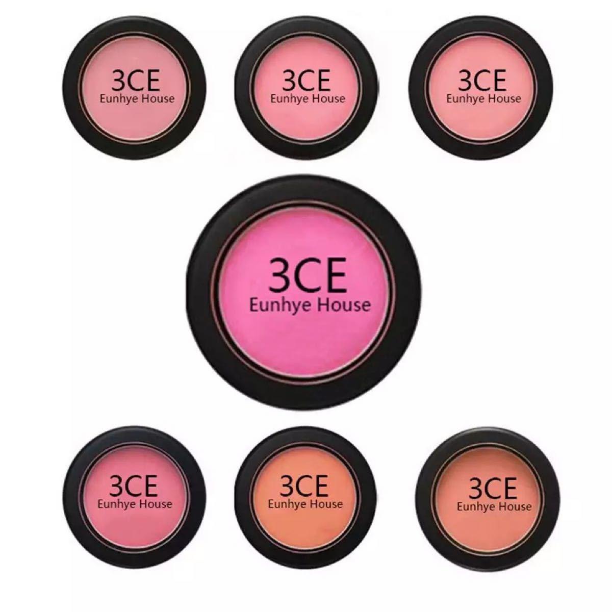 3CE チーク ピンク