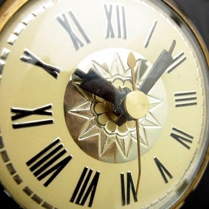 送料無料 アンティークウォールクロック UNKNOWN/ヴィンテージ壁掛け時計アメリカ製usa製ミッドセンチュリーモダン昭和レトロ北欧50s60s70s_画像7