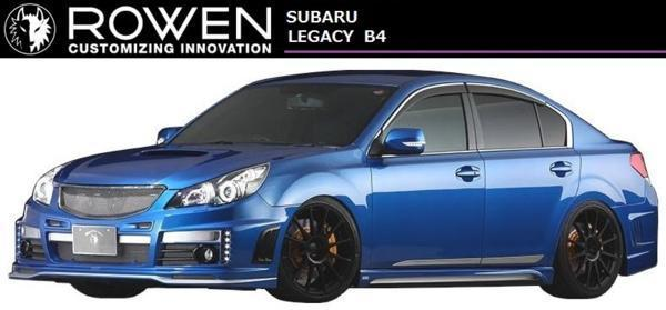 【M's】SUBARU LAGACY A-E型 B4・ツーリングワゴン 共通 サイドステップ ROWEN / ロエン 1S001J00 BM9/BR9 スバル_画像4