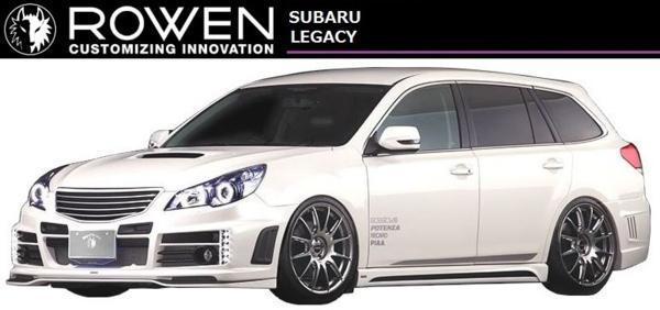 【M's】SUBARU LAGACY A-E型 B4・ツーリングワゴン 共通 サイドステップ ROWEN / ロエン 1S001J00 BM9/BR9 スバル_画像5