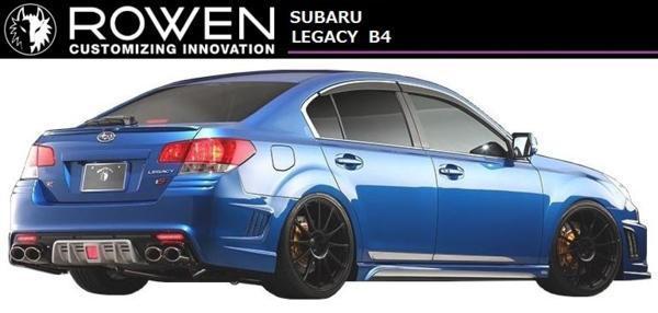 【M's】SUBARU LAGACY A-E型 B4・ツーリングワゴン 共通 サイドステップ ROWEN / ロエン 1S001J00 BM9/BR9 スバル_画像6