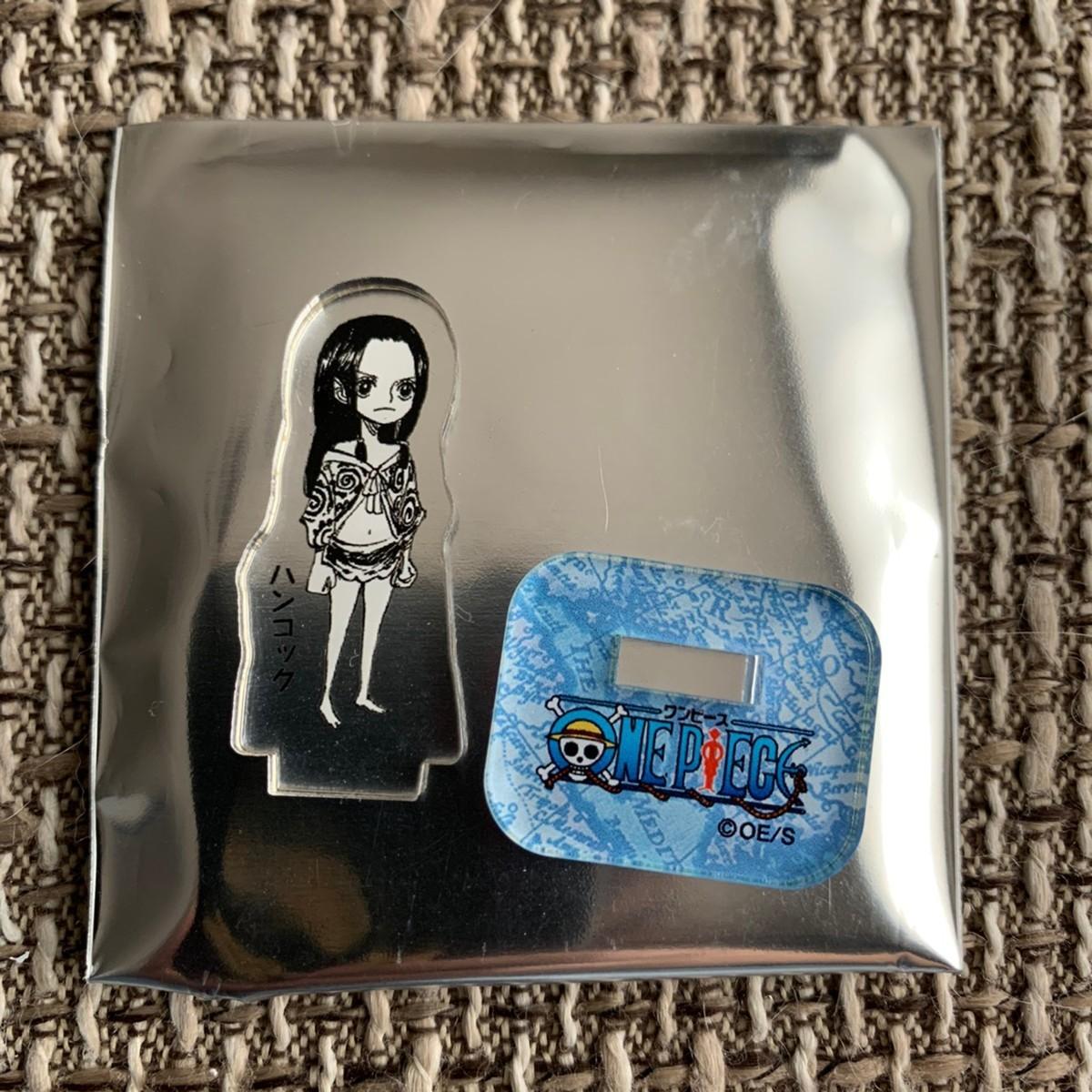 ☆ ワンピース ONEPIECE 麦わらストア アクリル mini フィギュア 2弾 アクリルスタンド ハンコック☆_画像1