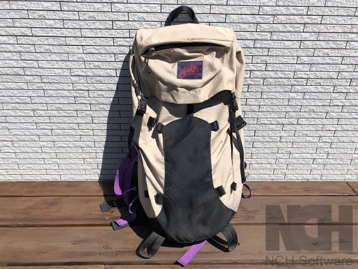 Aarn Bodypack ニュージーランド (マックパック グラナイトギア)_画像1