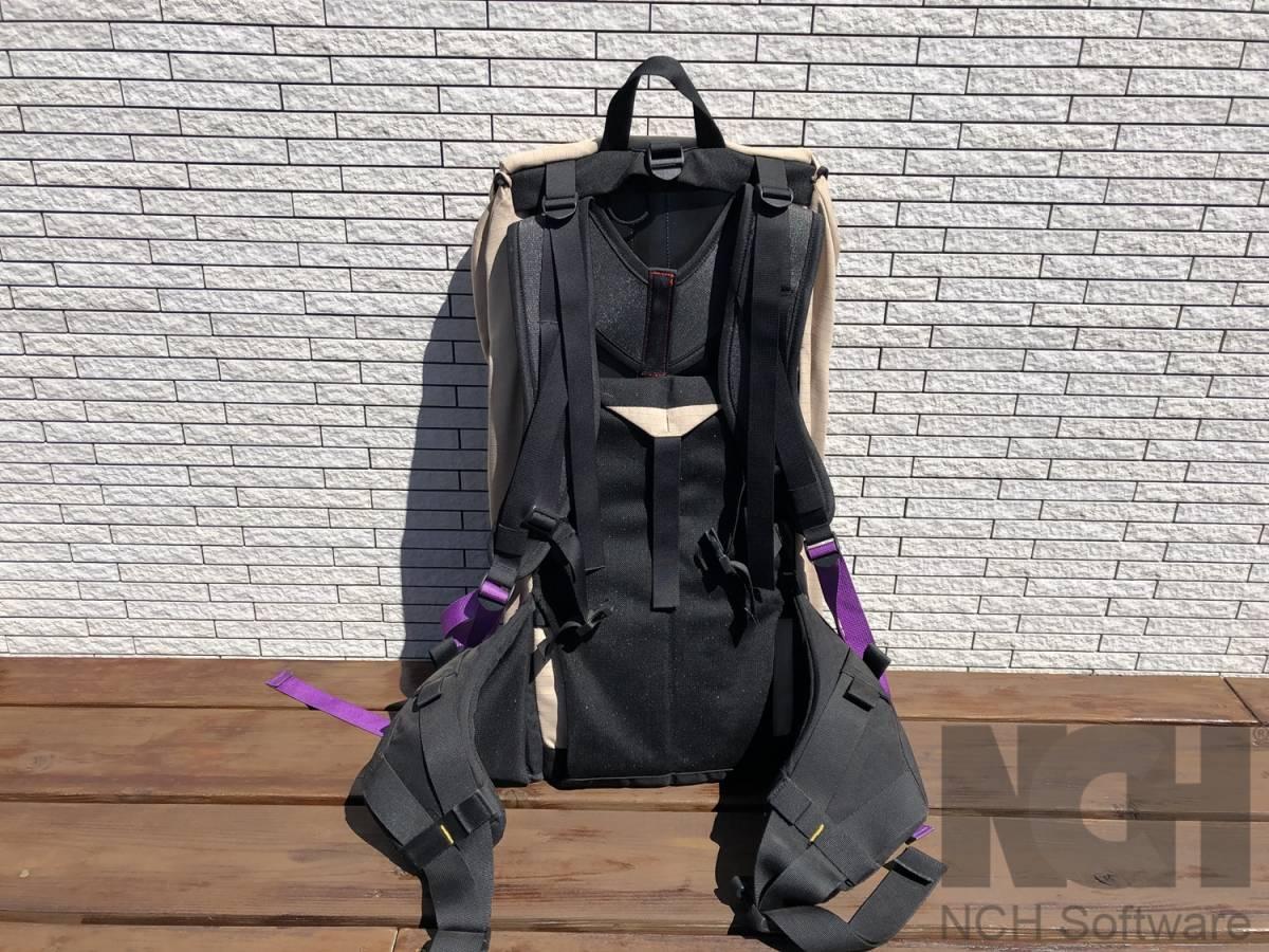 Aarn Bodypack ニュージーランド (マックパック グラナイトギア)_画像2