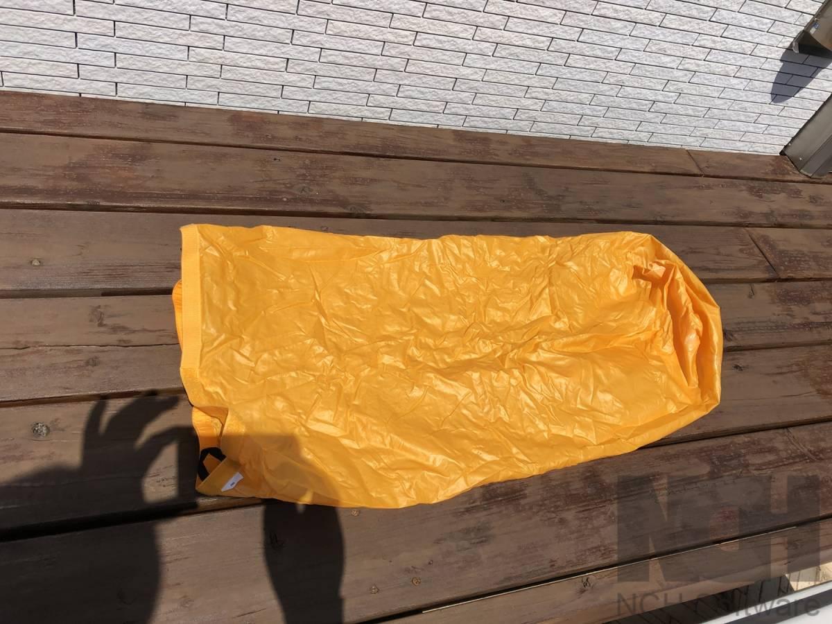 Aarn Bodypack ニュージーランド (マックパック グラナイトギア)_画像6