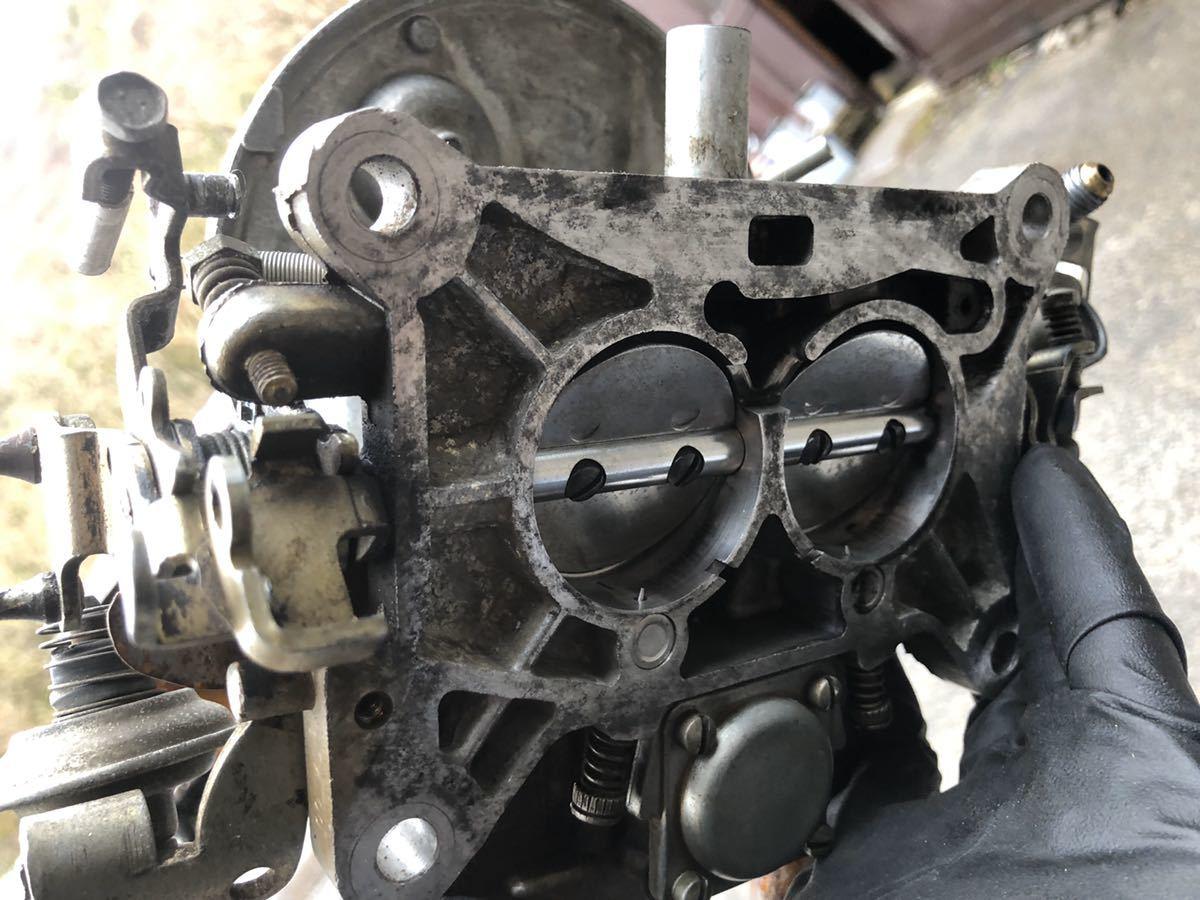 フォード マーキュリー 2バレル キャブレター クリーブランド マスタング クーガー オリジナル 純正_画像4