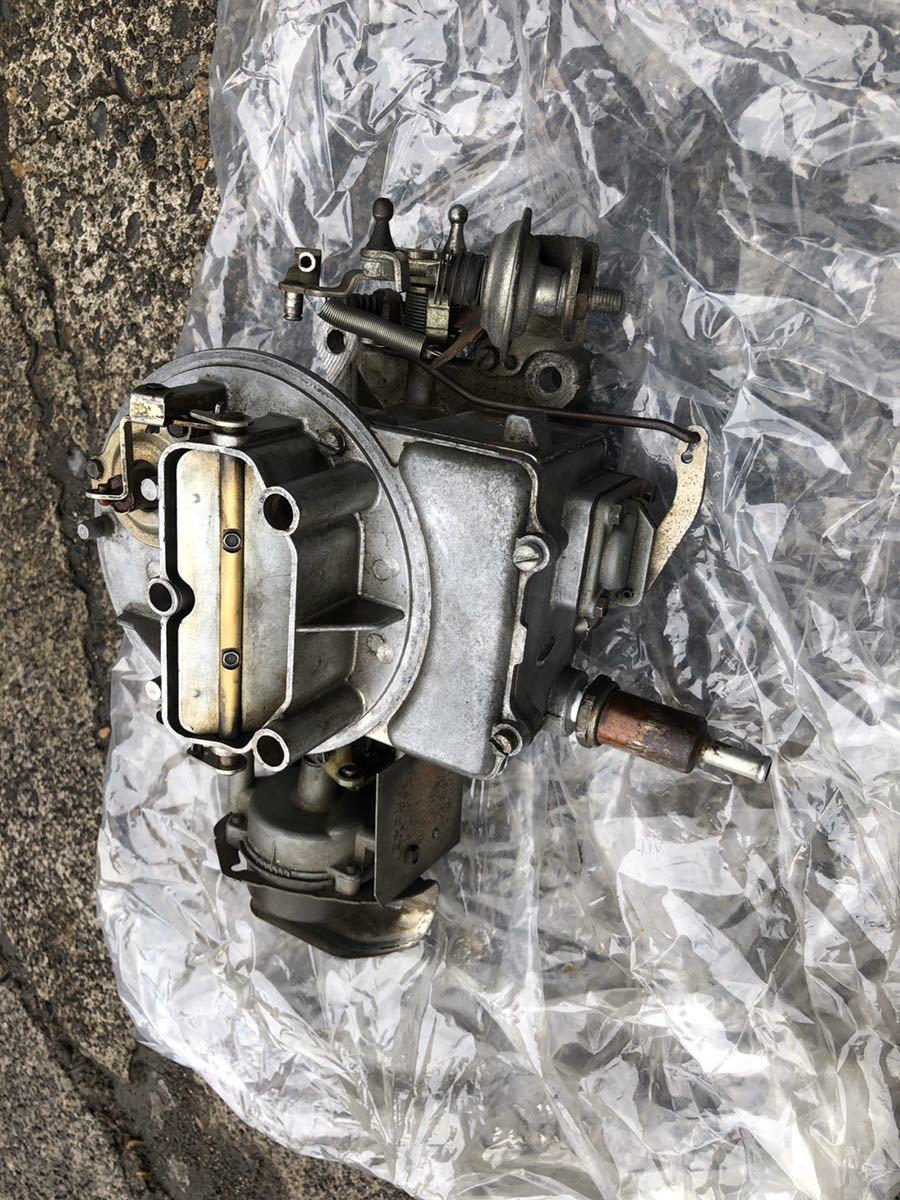 フォード マーキュリー 2バレル キャブレター クリーブランド マスタング クーガー オリジナル 純正_画像2