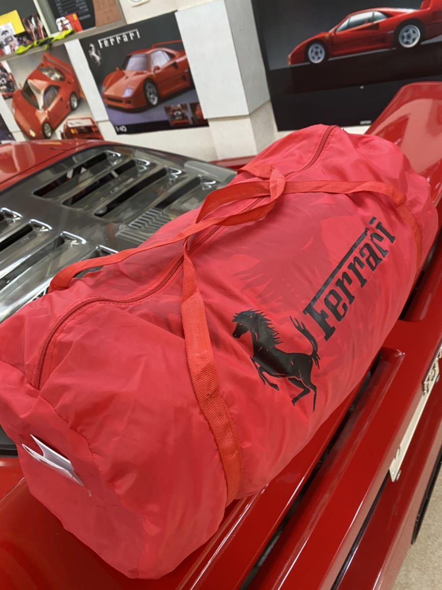 ★値下交渉歓迎★ フェラーリ F40 純正 ボディカバー ferrari 当時物 新品未使用 コーンズ CORNES