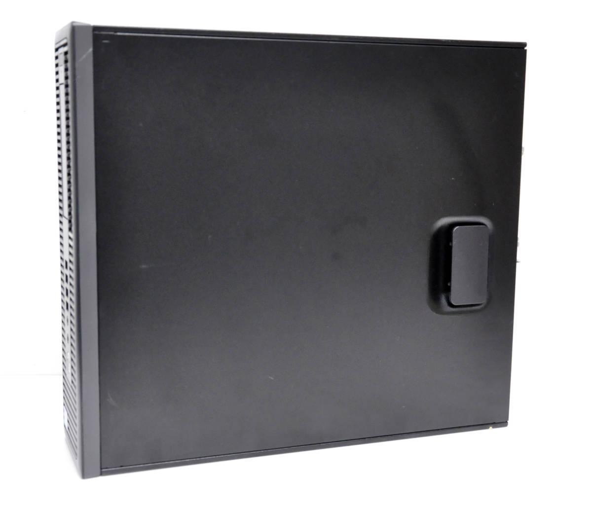 ★ HP EliteDesk 800G1SFF 高性能 Corei5-4590 3.3GHz / メモリ8GB / 新品SSD240GB / Radeon HD7570 / Win10 64BIT PRO_画像3