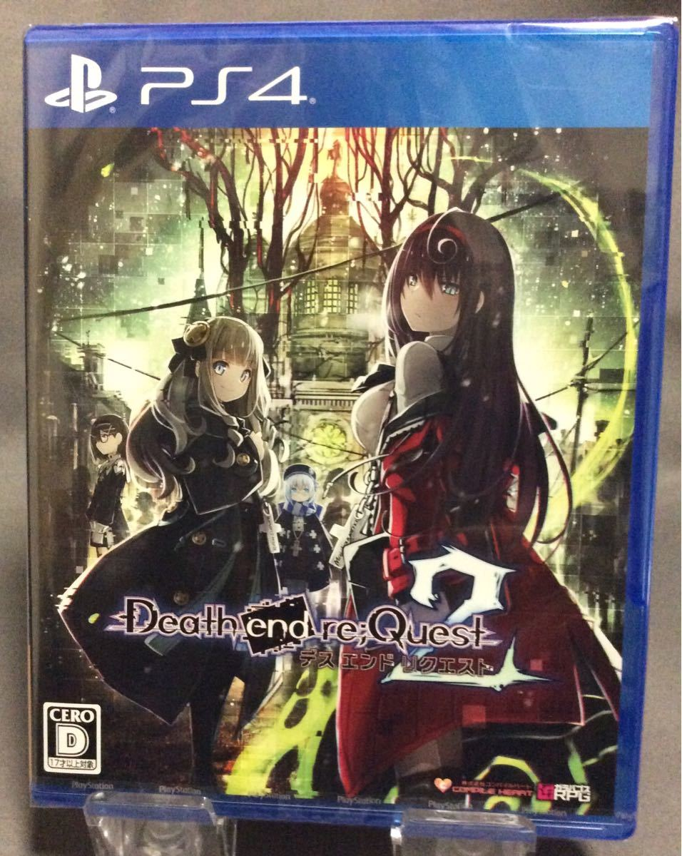 Death end re;Quest2(デス エンド リクエスト2) PS4