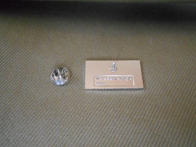 ホンダ ピンズコレクション ホンダF1 2000年 よろしく ピンズA_画像3