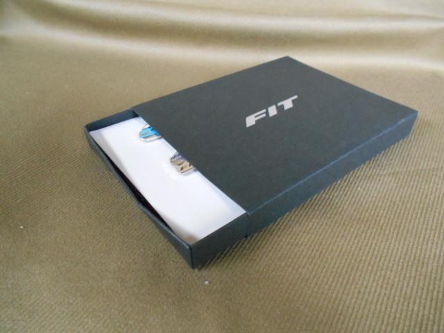 ホンダ ピンズコレクション フィット&フィットRS 4種セット ホンダコムテック製_画像3