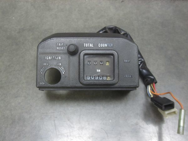Z1000J/Z1000R1 距離計km/トリップ/積算計_画像1