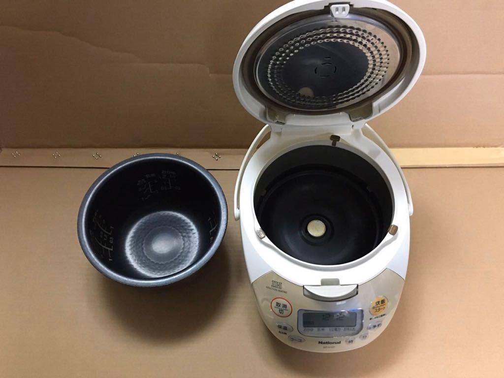 パナソニック IHジャー炊飯器 0.5~5.5合 SR-A10T