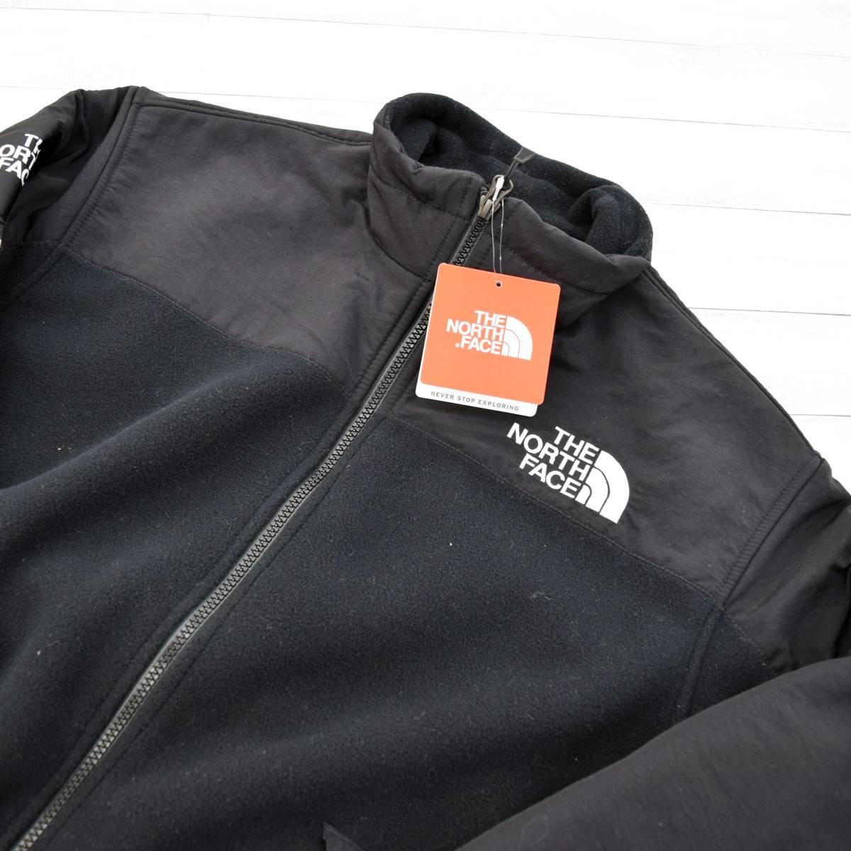 タグ付き未使用品 20SS Supreme THE NORTH FACE RTG Fleece Jacket シュプリーム ノースフェイス フリース ジャケット ブラック_画像3