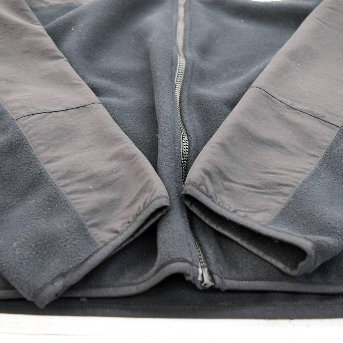 タグ付き未使用品 20SS Supreme THE NORTH FACE RTG Fleece Jacket シュプリーム ノースフェイス フリース ジャケット ブラック_画像5