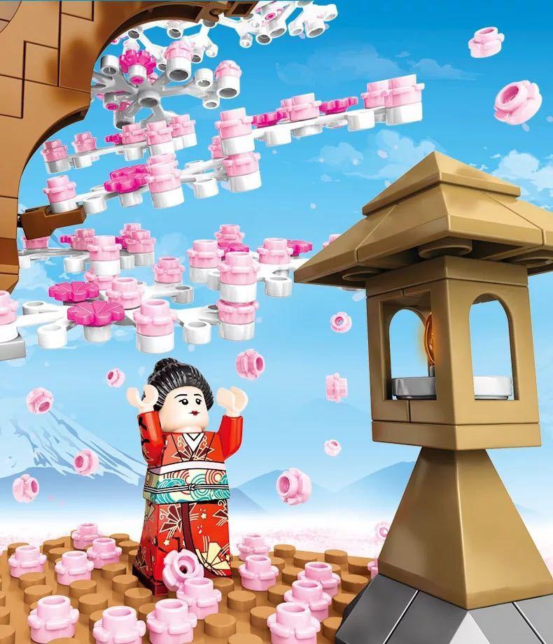 LEGO互換 神社② クールジャパン_画像4