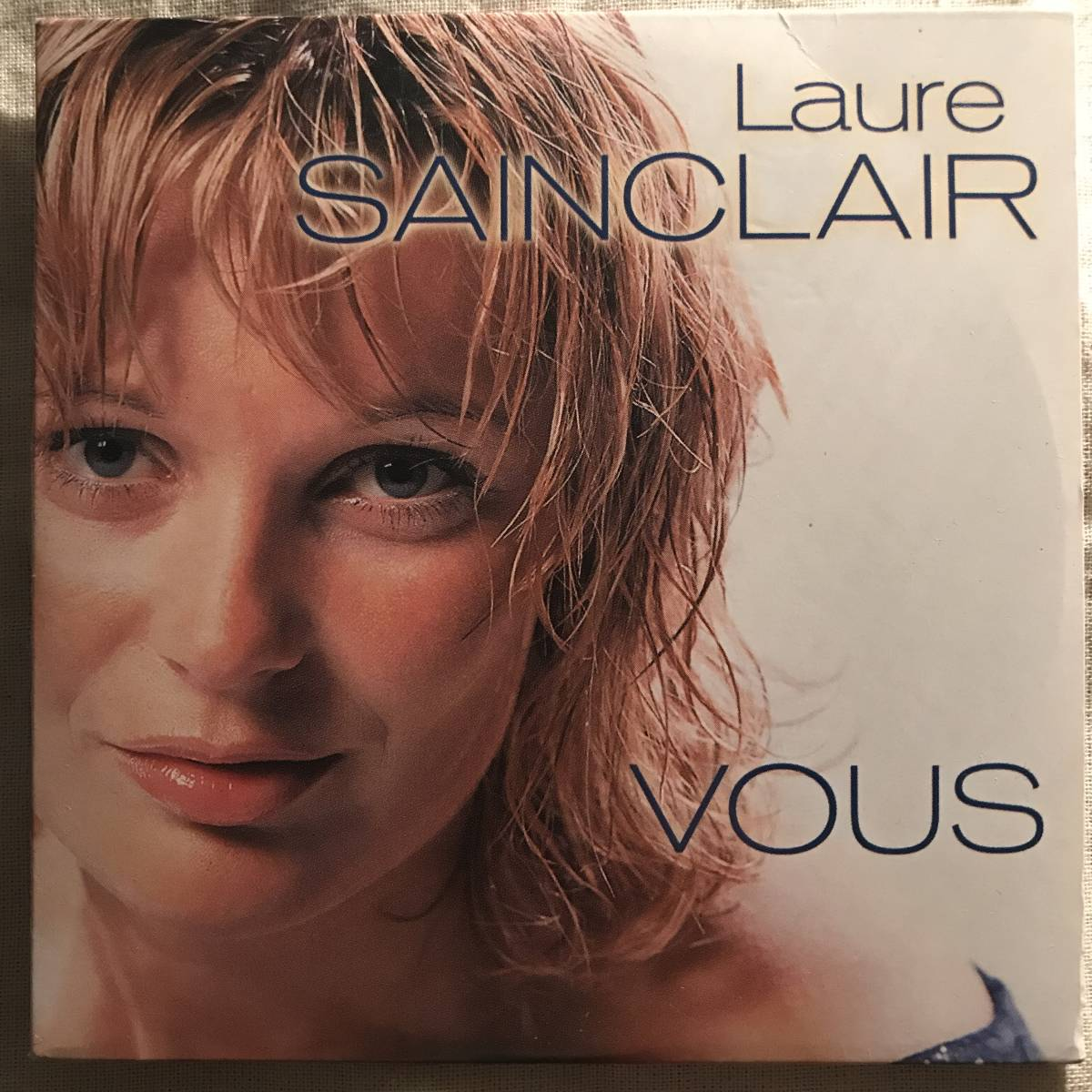 【CD Single】Laure Sainclair/Vous France盤