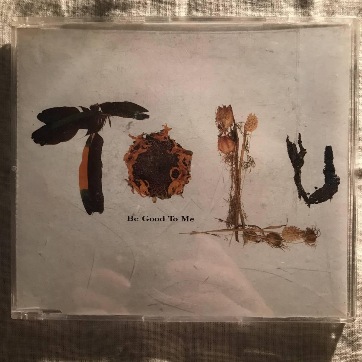 【CD Single】Tolu/Be Good To Me