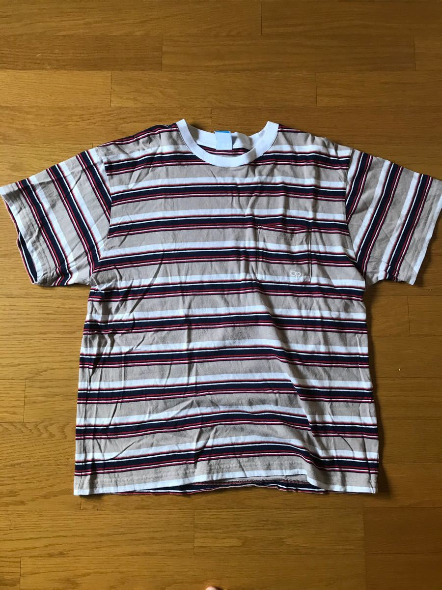 半袖Tシャツ ボーダーTシャツ Tシャツ