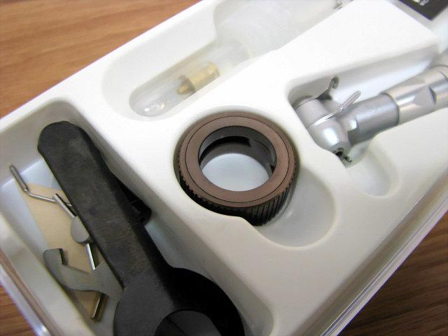 未使用?極美品 MICRO-MEGA INSTRUMENT ハンドピース Model:20/IMKB 歯科技工_画像5