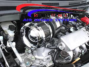 SATISFACTION ノート E12 スーパーチャージャー カーボンチャンバーエアインテークKIT_画像1