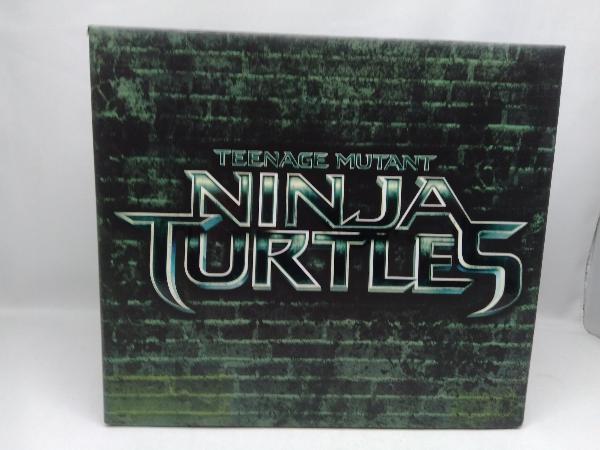 (2042408)ミュータント・タートルズ 3D&2Dブルーレイ+DVD ラファエロBOX(Amazon.co.jp限定)(Blu-ray Disc)_画像1