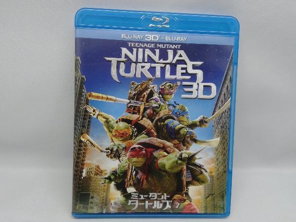 (2042408)ミュータント・タートルズ 3D&2Dブルーレイ+DVD ラファエロBOX(Amazon.co.jp限定)(Blu-ray Disc)_画像2
