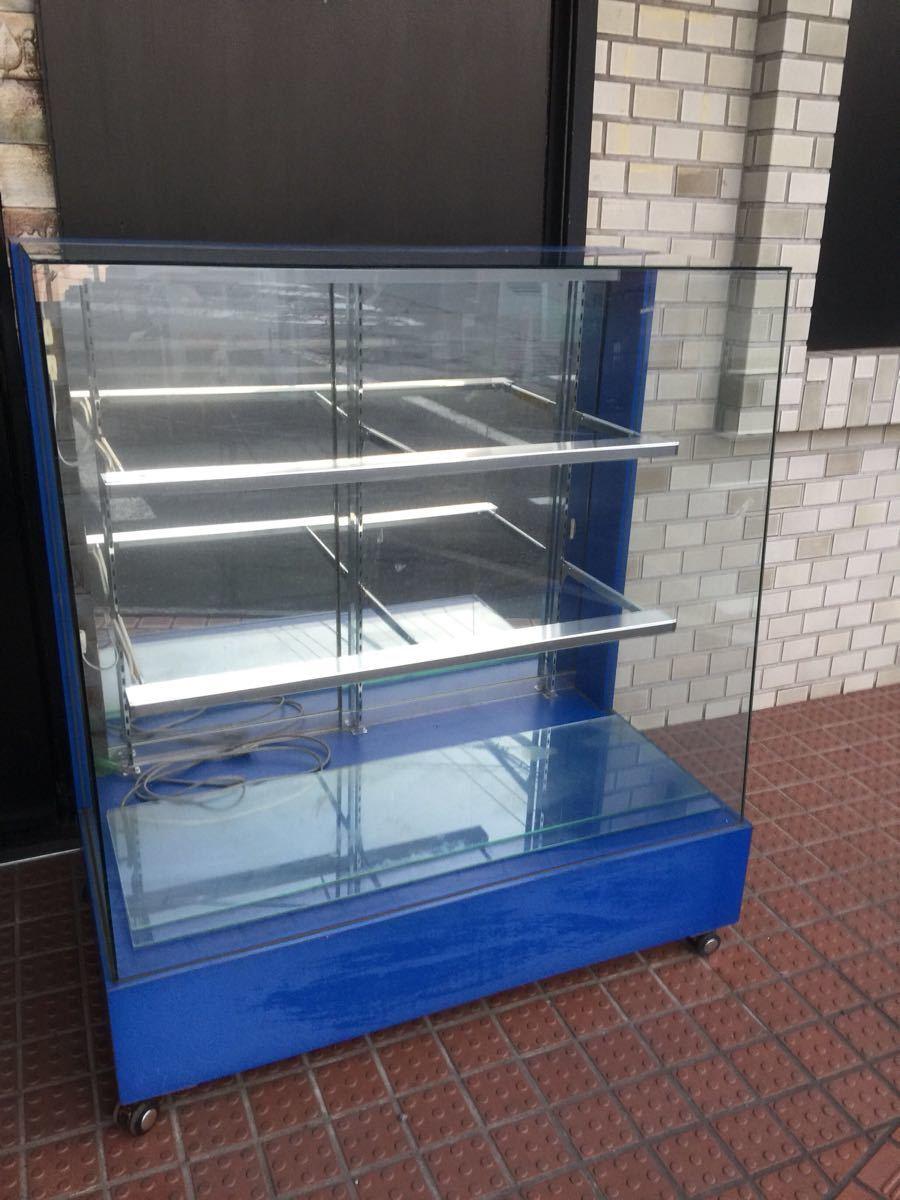 ガラスショーケース 店舗什器 業務用_画像2