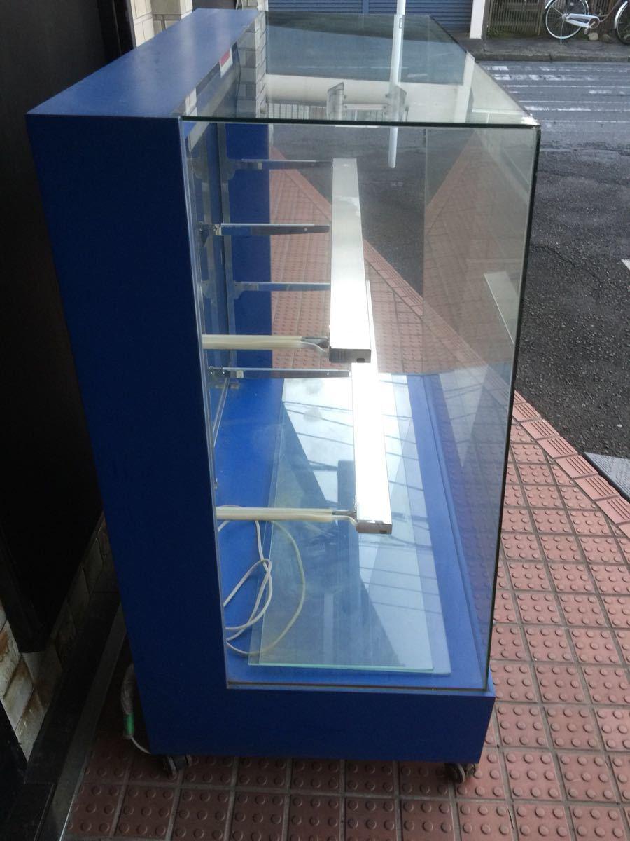 ガラスショーケース 店舗什器 業務用_画像4