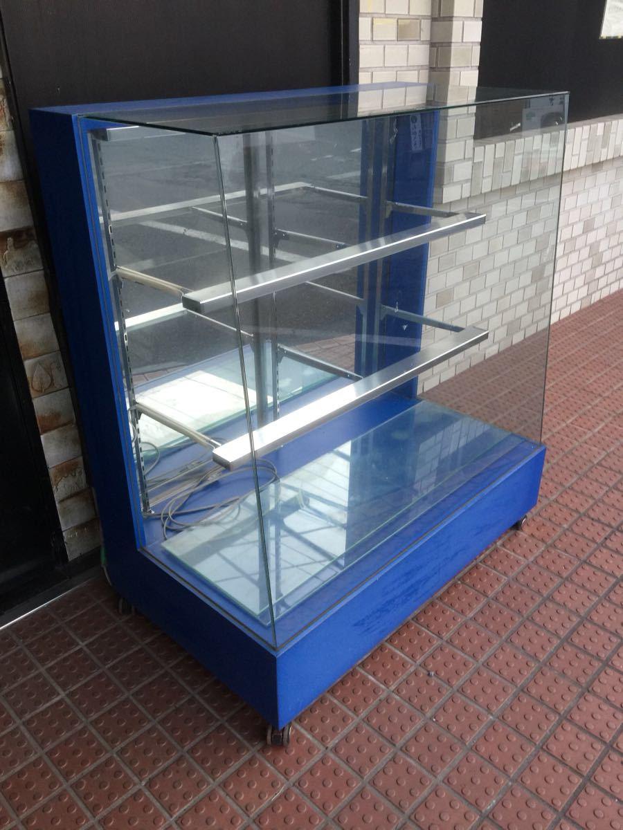ガラスショーケース 店舗什器 業務用_画像3