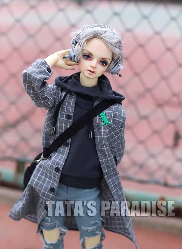 【N.TA】MSD、SD,SD13、SD17、SSDF用ロングシャツ*NEW_画像3
