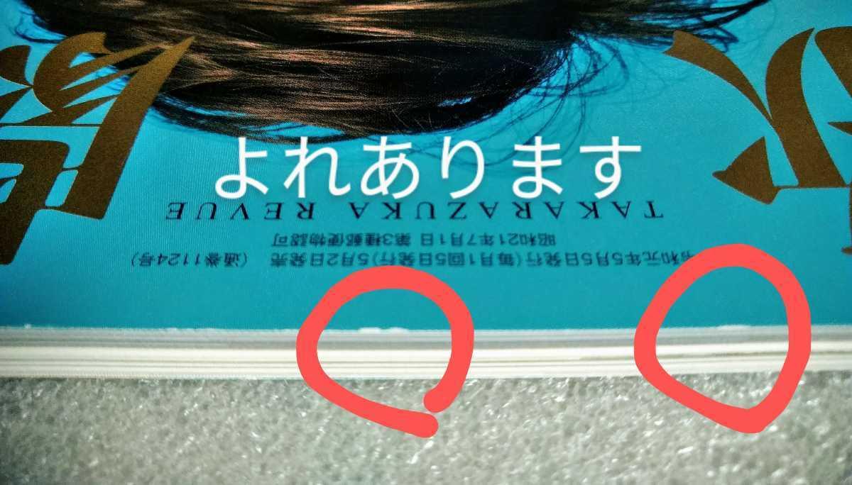 歌劇 TAKARAZUKA REVUE 2019年5月通巻1124 珠城りょう 宙組オーシャンズ11 月組 無現無双~宮本武蔵より クルンテープ 天使の都 星風まどか_画像9