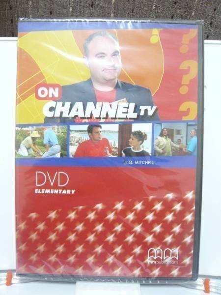 DVD「ON CHANNEL TV ELEMENTARY」 ase7-m 【タグ:教材、英語、ase7-a】_画像1