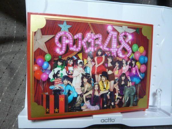DVD+CD「AKB48 ここにいたこと」 ase7-m 【タグ:音楽、邦楽】_画像1