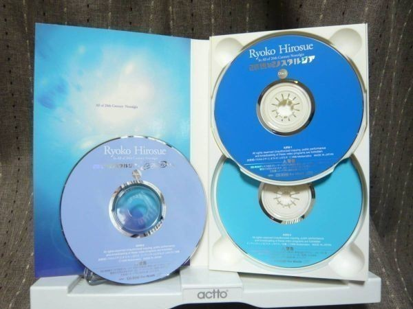 CD-ROM「広末涼子 20世紀ノスタルジア インフィニティ (3枚組)」 ase7-m 【タグ:音楽、邦楽、タレント、ase7-a】_画像6