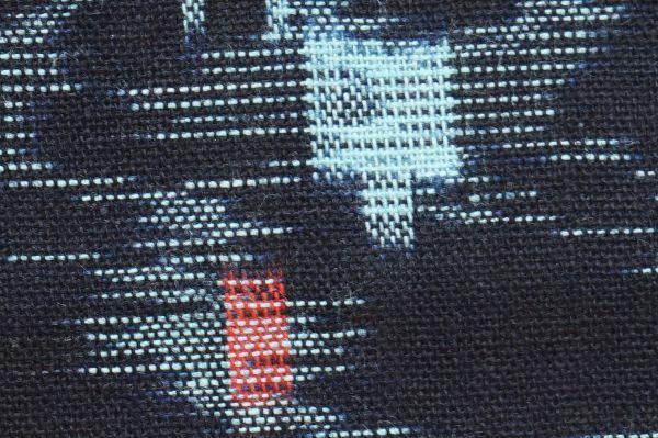 1045◆昔の反物◆2本まとめて◆2本合計で長さ1552cm◆未使用◆藍染木綿古布◆リメイク素材_画像10
