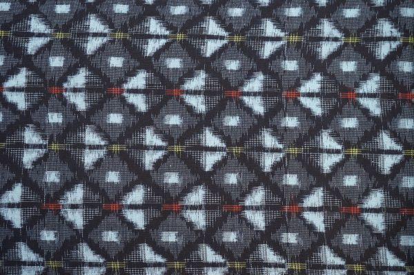 1045◆昔の反物◆2本まとめて◆2本合計で長さ1552cm◆未使用◆藍染木綿古布◆リメイク素材_画像4