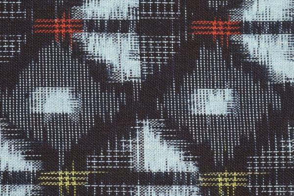 1045◆昔の反物◆2本まとめて◆2本合計で長さ1552cm◆未使用◆藍染木綿古布◆リメイク素材_画像5