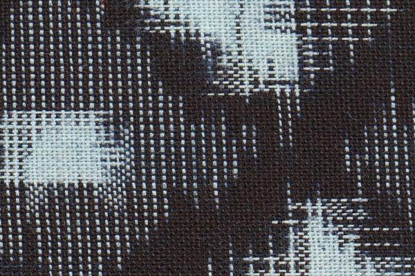 1045◆昔の反物◆2本まとめて◆2本合計で長さ1552cm◆未使用◆藍染木綿古布◆リメイク素材_画像6