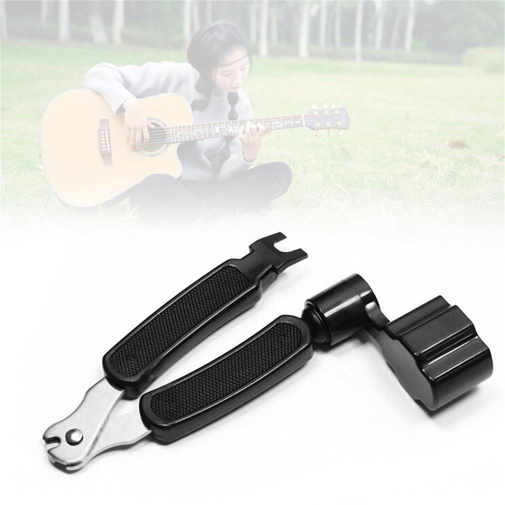 3 1 でギターツールアクセサリー弦楽器ギターピンプラー巻文字列クランプリムーバーカッターギターワインダー_画像1