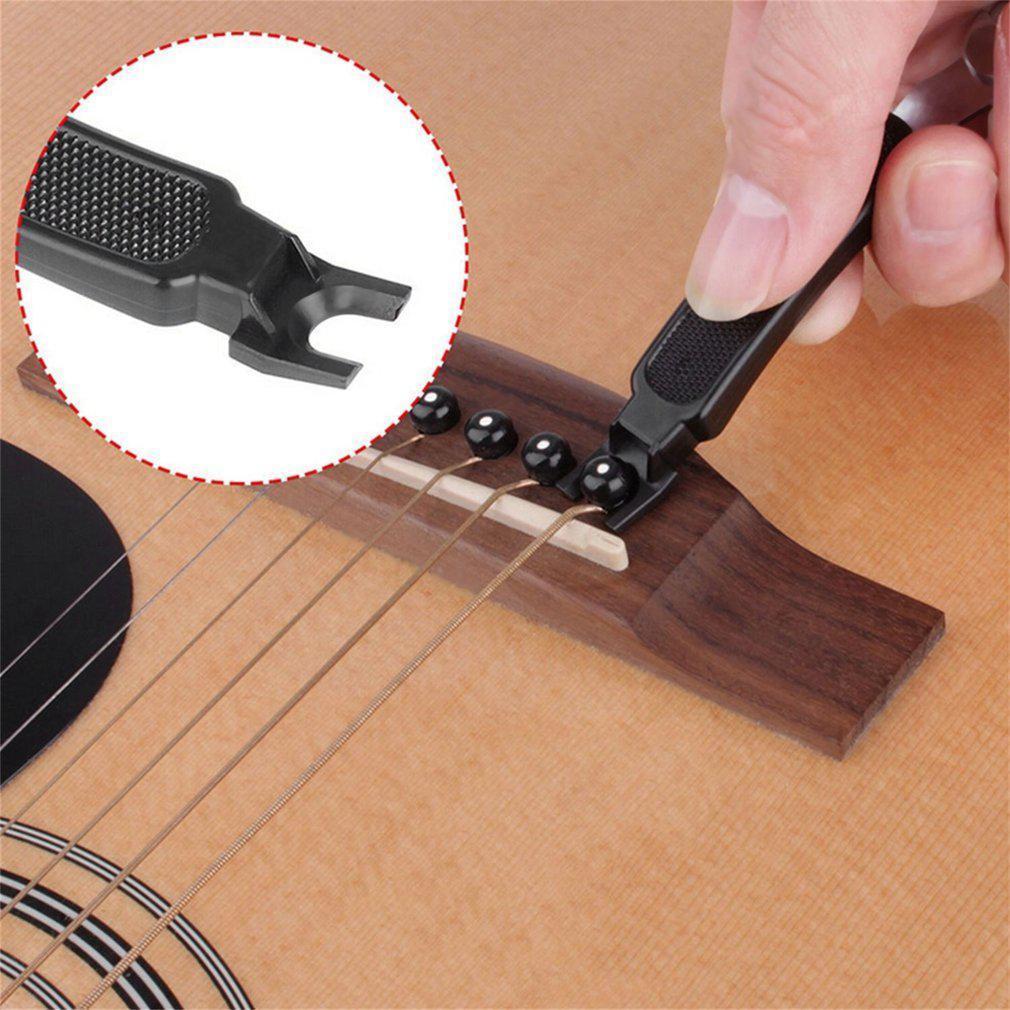 3 1 でギターツールアクセサリー弦楽器ギターピンプラー巻文字列クランプリムーバーカッターギターワインダー_画像4