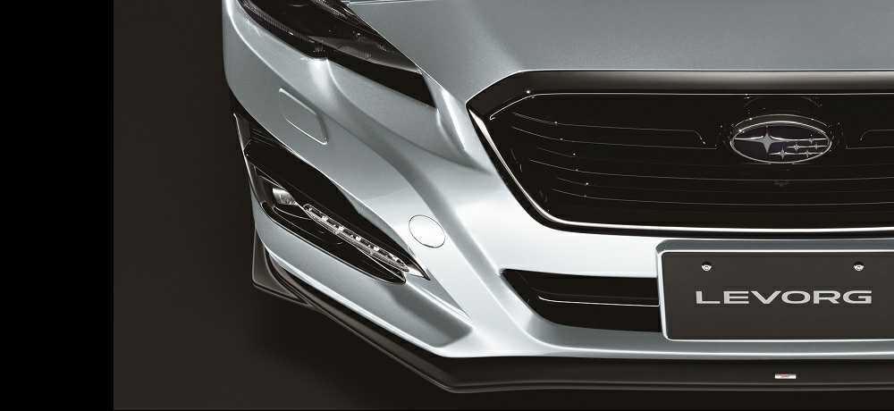 スバル レヴォーグ LEVORG VM4 VMG 後期GT GT-S用 STIアンダースポイラー_画像5