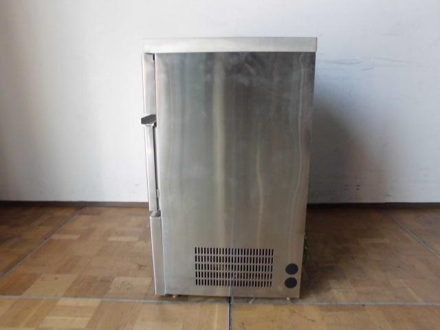 中古厨房 フクシマ 製氷機 バーチカルタイプ FIC-55KV1 2012年製 キューブアイス W630×D500×H850mm 製氷能力:約55/62Kg/日_画像5