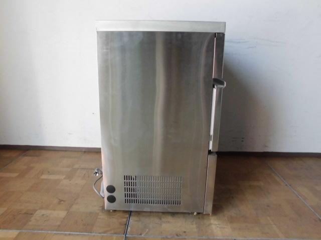 中古厨房 フクシマ 製氷機 バーチカルタイプ FIC-55KV1 2012年製 キューブアイス W630×D500×H850mm 製氷能力:約55/62Kg/日_画像6