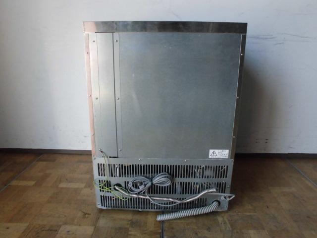 中古厨房 フクシマ 製氷機 バーチカルタイプ FIC-55KV1 2012年製 キューブアイス W630×D500×H850mm 製氷能力:約55/62Kg/日_画像7
