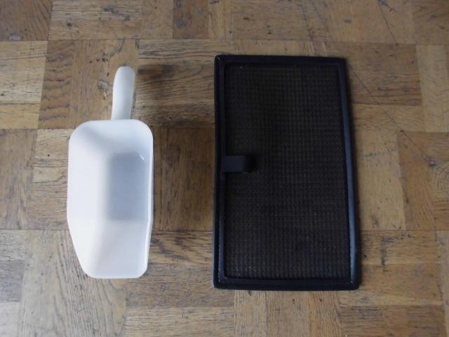 中古厨房 フクシマ 製氷機 バーチカルタイプ FIC-55KV1 2012年製 キューブアイス W630×D500×H850mm 製氷能力:約55/62Kg/日_画像9
