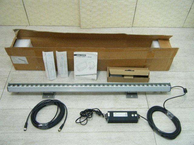 3も60●未使用品 LED照明 HP LINEAR LIGHT HP-06R30L 演出照明 100~240V対応 ステージ 店舗 内装照明